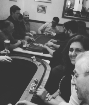 greenwich poker league